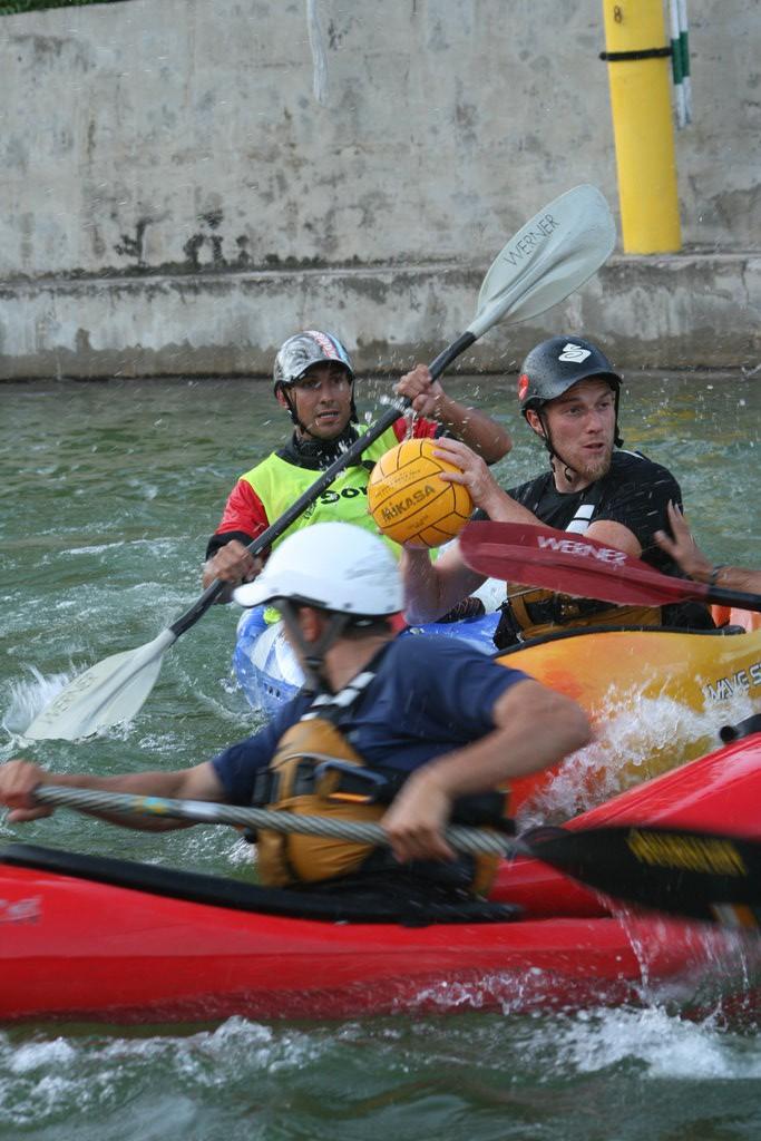 Lliga de Kayak polo