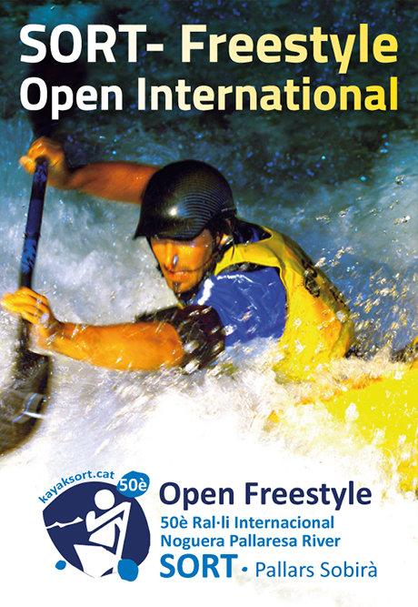 Open Internacional i Campionat d'Espanya d'estil lliure