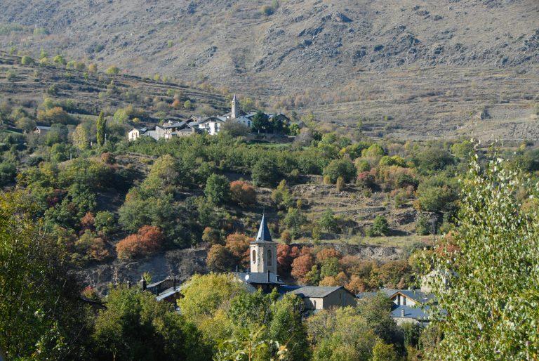 Altron i Sorre, a la Vall d'Àssua