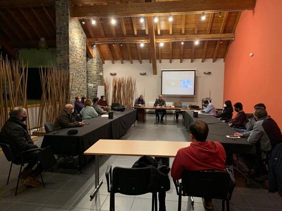 Consell Alcaldes Pallars Sobirà
