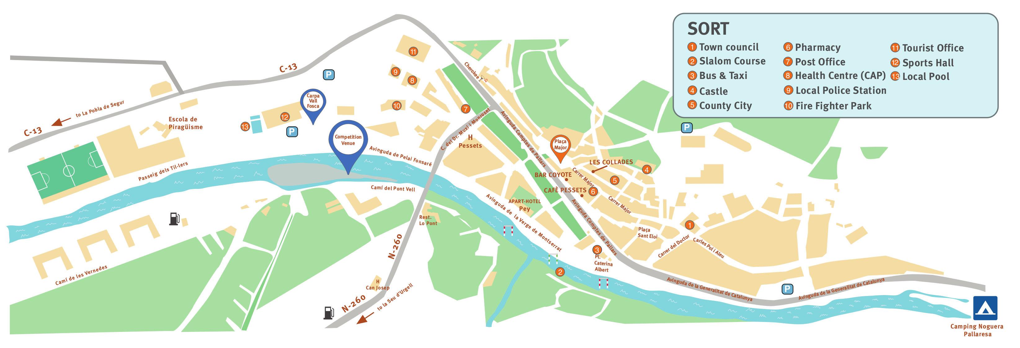 Sort map