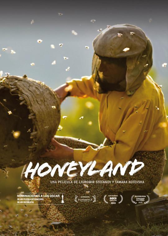 Cartell documental Honeyland