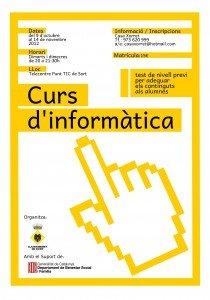 Cartell Curs Informatica