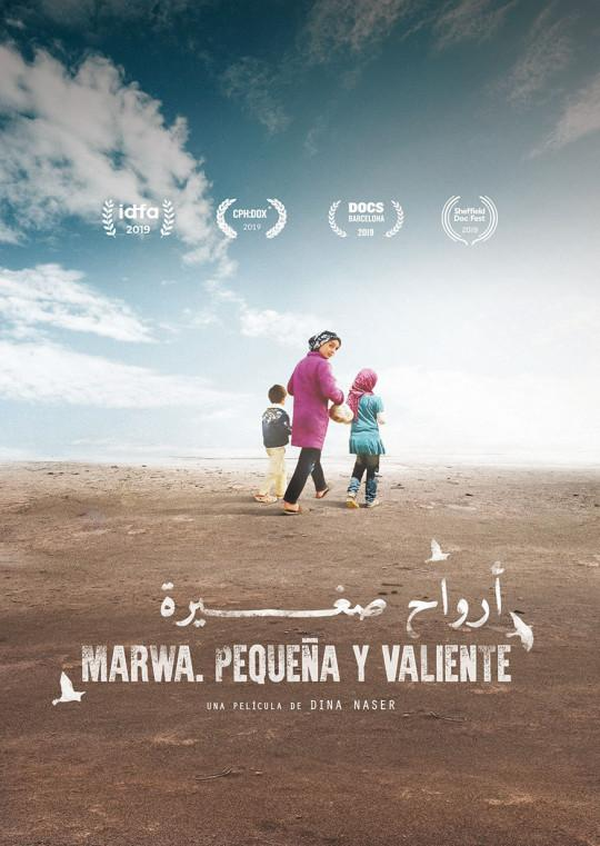 Doc del mes- Marwa, petita i valenta. Oct 2020