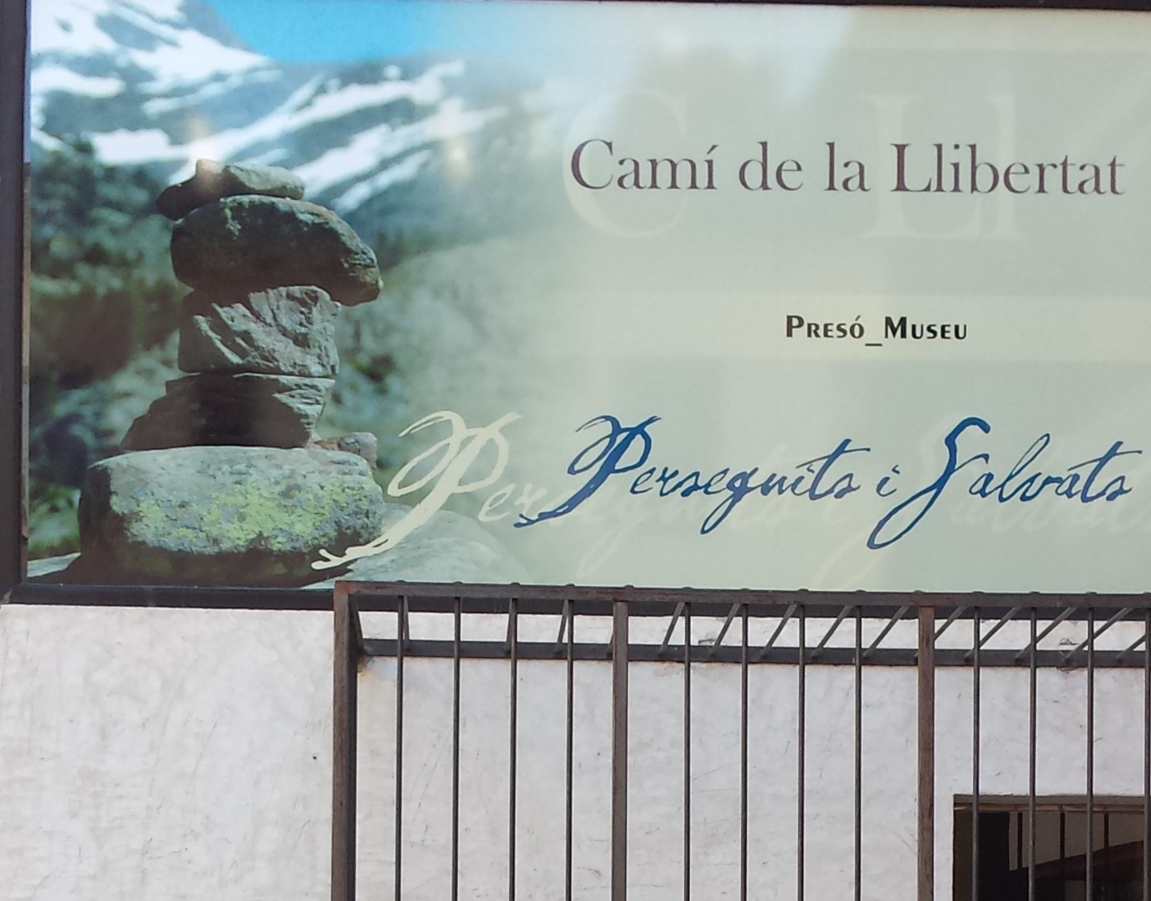 Presó-museu camí de la llibertat
