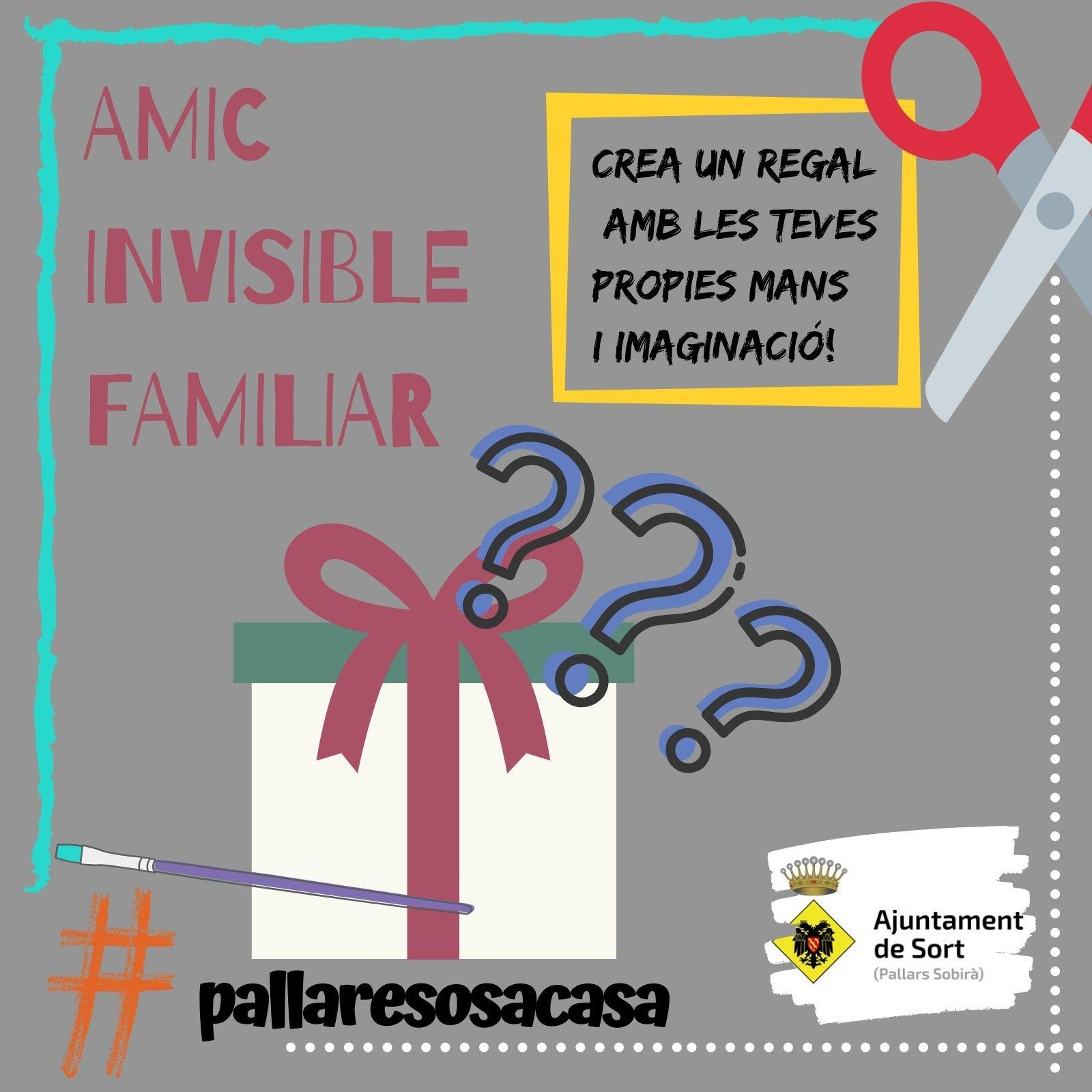 Amic invisible familiar