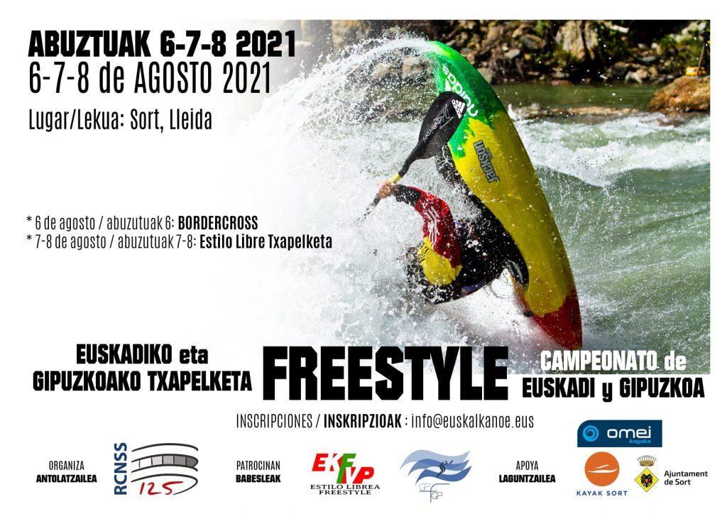 campionat euskadi estil lliure 21