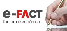 Factura electrònica per a empreses, Ajuntament de Sort