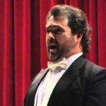 Jordi Cortada, tenor