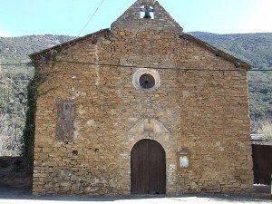 la bastida església
