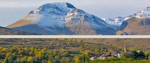 La Vall d'Àssua s'estén per les faldes del Montsent de Pallars