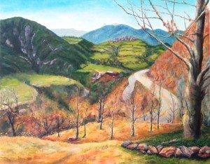 Tornafort des d'El Vilar, obra d'Assumpta Gelats